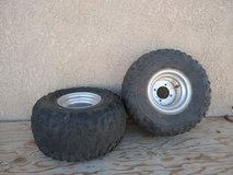ATV Tires and Rims in Yucca Valley, California