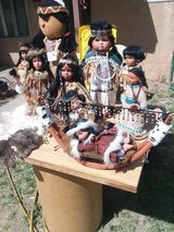 Native American dolls in Alamogordo, New Mexico