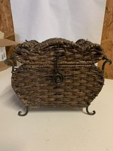 Brown basket in Fort Campbell, Kentucky