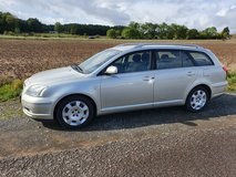 TOYOTA AVENSSIS AUTOMATIC NEW INSPECTION 2005 only 79.000 miles in Ramstein, Germany