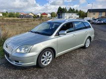 TOYOTA AVENSSIS AUTOMATIC NEW INSPECTION 2004 in Ramstein, Germany