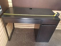 Brown Student Desk - Perfect for Small Spaces! in Glendale Heights, Illinois
