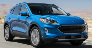 2020 Ford Escape SEL in Ramstein, Germany