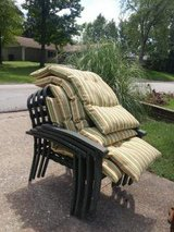 Patio Chairs and Cushions in Warner Robins, Georgia