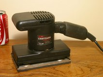 Craftsman Orbital Finishing Sander in Bartlett, Illinois