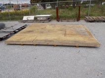 Treated Wood Platform in Camp Lejeune, North Carolina