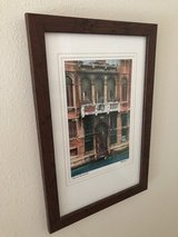 Venice framed print in The Woodlands, Texas