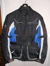 Mens Buffallo Samauri Effex Motorbike Jacket Size M 40 in Lakenheath, UK