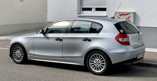 BMW 116i at Patch Barracks / Auld Rogue Pub in Stuttgart, GE