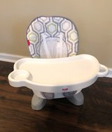Fisher-Price Space-Saver High Chair! Unbelievable Condition! in Beaufort, South Carolina