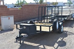 CarryOn 6'x8' Utility Trailer in Alamogordo, New Mexico