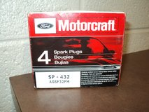 NIB Brand New Set of 4 Motorcraft SP432 Spark Plugs AGSF32FM (T=7) in Fort Campbell, Kentucky