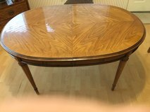 Solid Wood Dining Table in Kingwood, Texas