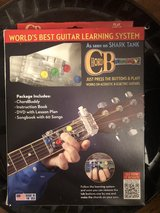 Chord Buddy Guitar Learning Program in Glendale Heights, Illinois