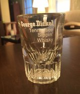 George Dickel Shot Glass in Chicago, Illinois