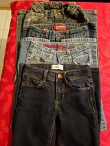 Girls blue jeans in Glendale Heights, Illinois
