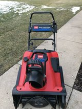 "Toro high output snow commander 24"" wide snowblower with self propel drive system clean ready to... in Sandwich, Illinois"