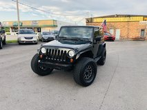 2008 JEEP WRANGLER SAHARA SPORT SUV 2D 6-Cyl 3.8 LITER in Fort Campbell, Kentucky