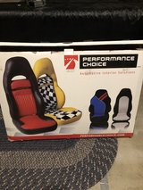 C6 vette seat/center console covers NEW in Morris, Illinois