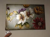 Large floral photo in Clarksville, Tennessee