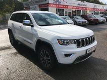 2017 Jeep Grand Cherokee Limited 4×4 in Spangdahlem, Germany