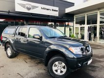*4WD TRUCK* 2013 Nissan Frontier Crew Stickshift *ONLY 22,000 MILES*! in Spangdahlem, Germany