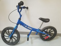 FREE! Used Balance Bike Go Glider Brand Medium Sized 6-10 years old in Bolingbrook, Illinois