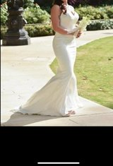 Petite small wedding dress in Norfolk, Virginia