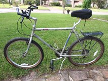 Big and Tall Man's rare bike bicycle in Kingwood, Texas
