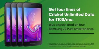 Switch over to Cricket Wireless 6946 W CERMAK RD & Get a FREE SAMSUNG J2 OR Moto e5 Cruise in Aurora, Illinois