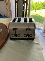 Oster Stainless Steel 4 Slice Toaster in Okinawa, Japan