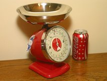 Dulton Kitchen Scale - Retro UK Design in Bartlett, Illinois