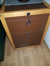 Flötotto, Profile System, Containers, Design Classics, Office Furniture, Rare in Ramstein, Germany