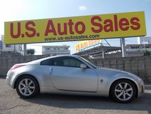 2003 NISSAN FAIRLADY Z / 350Z 6 SPEED MANUAL in Okinawa, Japan
