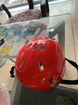 Minni mouse helmet in Okinawa, Japan