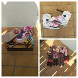PCSing Kids Heelys, ICE skates, shoes and boots in Ramstein, Germany
