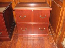 Office desk and file cabinet in Kingwood, Texas