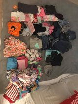 Girls clothes lot in Okinawa, Japan
