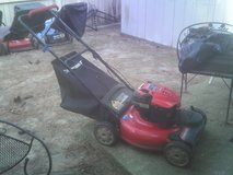 6.5 hp TROY BUILT LAWN MOWER in Hampton, Virginia