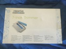 """New in Box!  Creative Memories 7"""" Paper Photo Trimmer in Westmont, Illinois"""