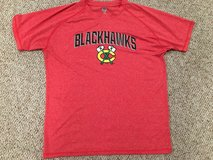 Blackhawks tee! Size Large! in Naperville, Illinois