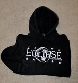 Eclipse Select Soccer Club Embroidered Black adidas Hoodie - Small in Chicago, Illinois