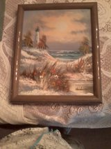 Original Oil Seascape in Warner Robins, Georgia