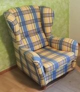 wing chair in Ramstein, Germany