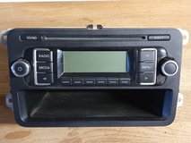 Volkswagen CD Radio in Spangdahlem, Germany