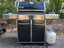 Weber Genesis Propane gas Grill in Bolingbrook, Illinois