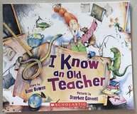 I Know an Old Teacher in Okinawa, Japan