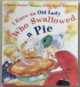 I Know an Old Lady Who Swallowed a Pie in Okinawa, Japan