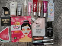 Beauty makeup skincare 16 pieces in Naperville, Illinois