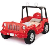 Little Tikes Jeep Bed in Fort Drum, New York